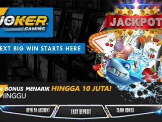 Link Alternatif Joker234 Slot